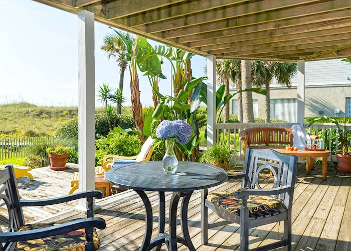Terrace at Elizabeth Pointe Lodge, Fernandina Beach