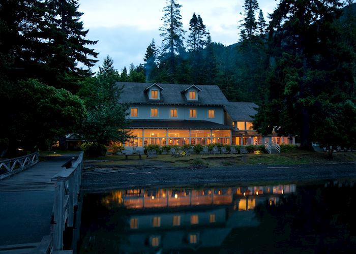 Lake Crescent Lodge, Lake Crescent