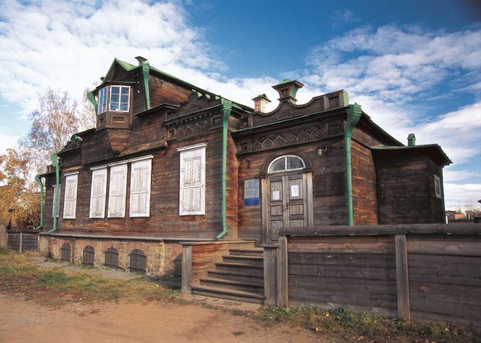 Prince Volkonsky's house, Irkutsk