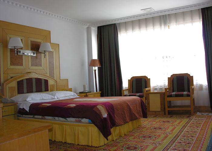 Suite, Hotel Manasarovar, Shigatse