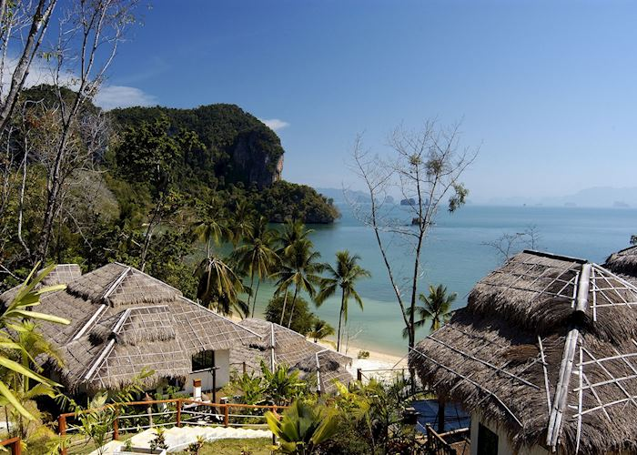 View from The Paradise, Koh Yao