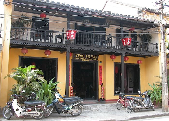 Vinh Hung Merchant's House, Hoi An