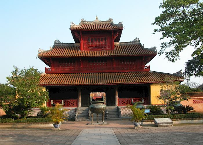 Citadel, Vinh Hue, Vietnam