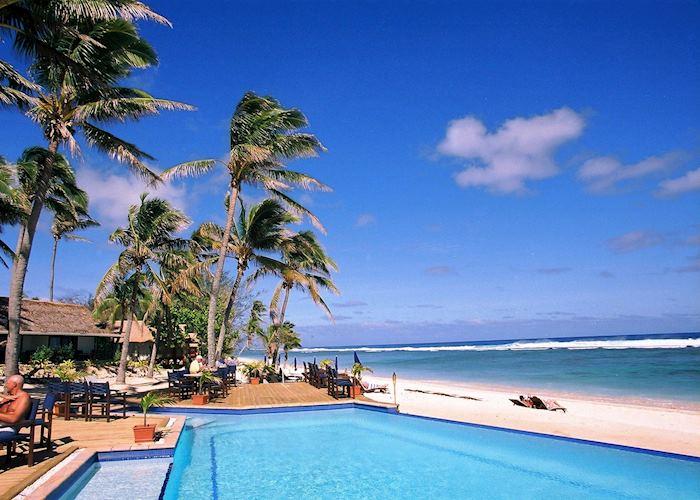 Manuia Beach Boutique Hotel, Rarotonga
