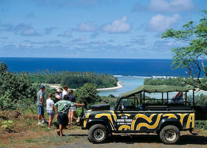 Exploring Rarotonga