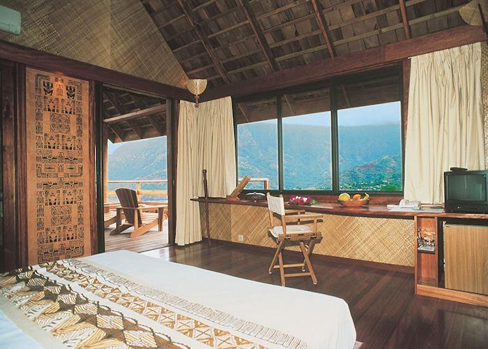 Mountain view bungalow, Hanakee Hiva Oa Pearl Lodge, Hiva Oa