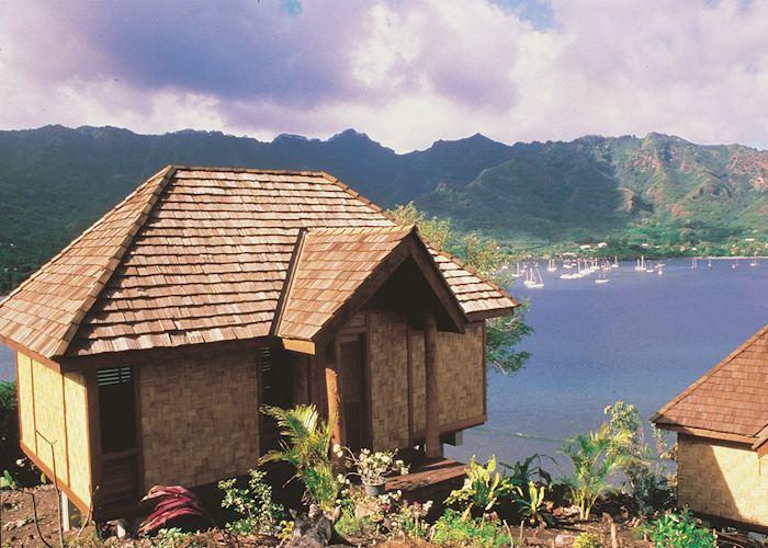 Keikahanui Pearl Lodge, Nuku Hiva