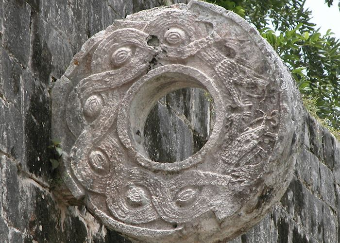 Ball hoop, Chichen Itza