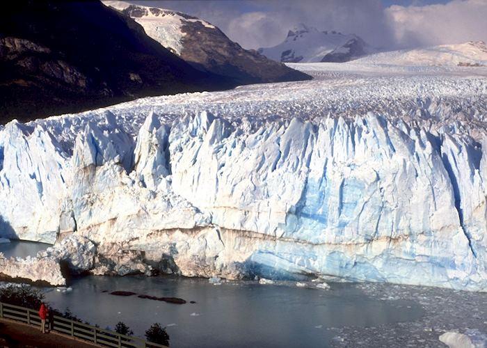 The Perito Moreno Glacier, El Calafate