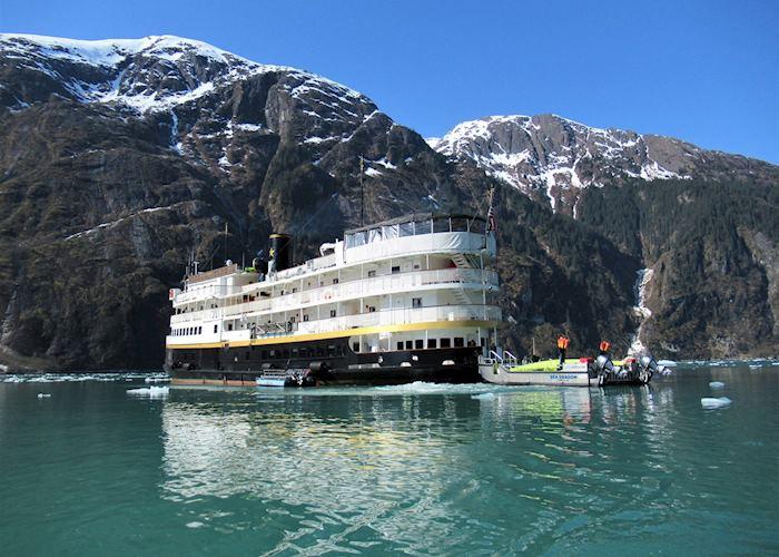 SS Legacy, Uncruise - Alaska Fjords & Glaciers