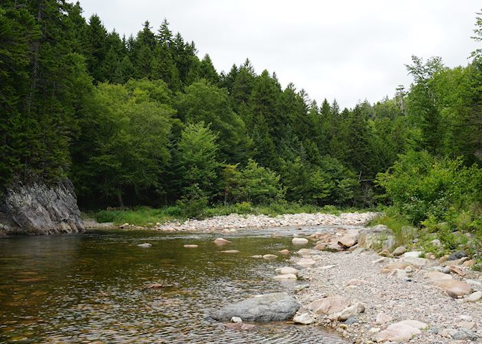 Fundy Trail Parkway, New Brunswick