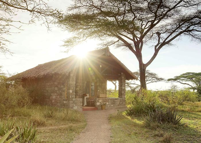 Cottage at Ndutu Safari Lodge