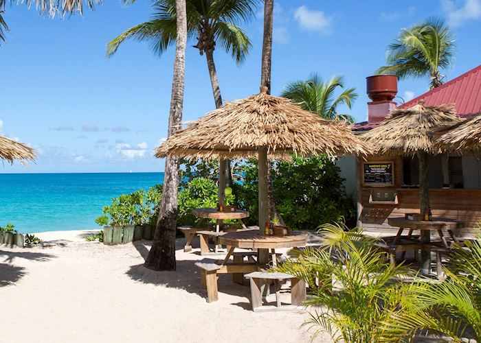 Barefoot Grill, Galley Bay Resort & Spa, Antigua