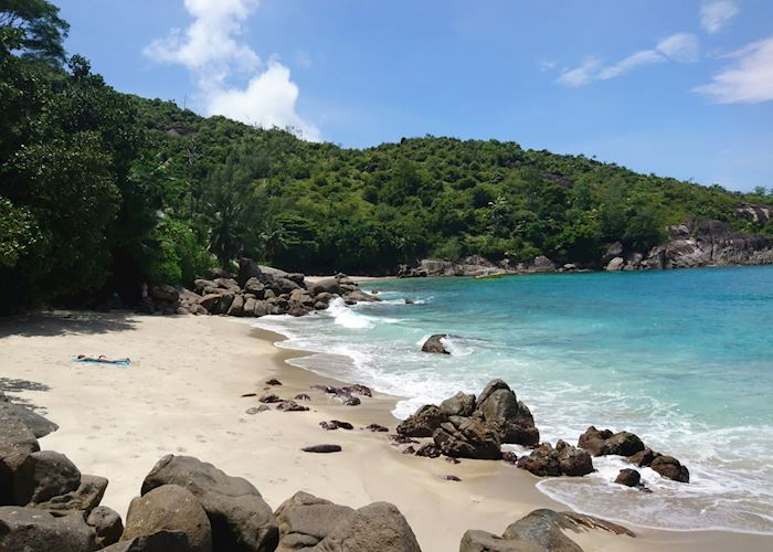 Anse Major Beach, Mahe