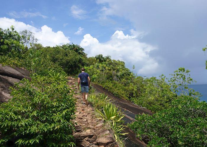 Anse Major Trail , Mahe