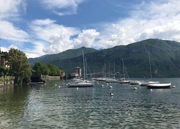 Views from kayak, Lake Como