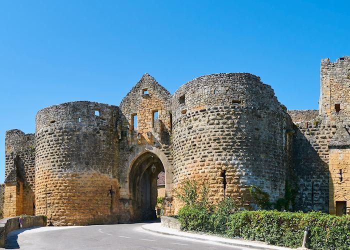 Château de Castelnaud, Dordogne, France