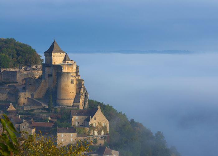 Château Castelnaud, Dordogne, France