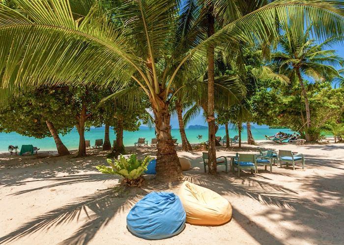 Paradise Koh Yao beach