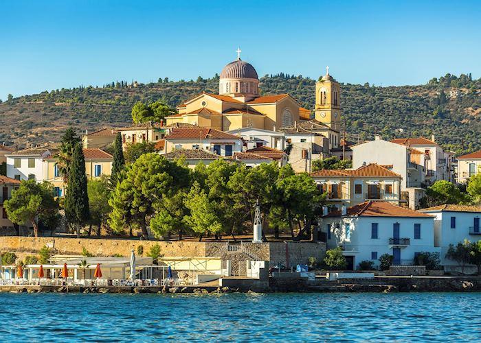 Agios Nikolaos Church, Galaxidi