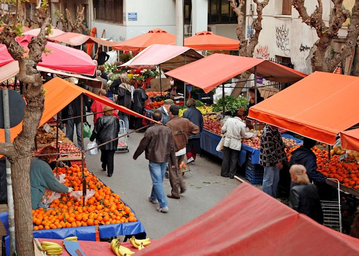 Central Market, Athens