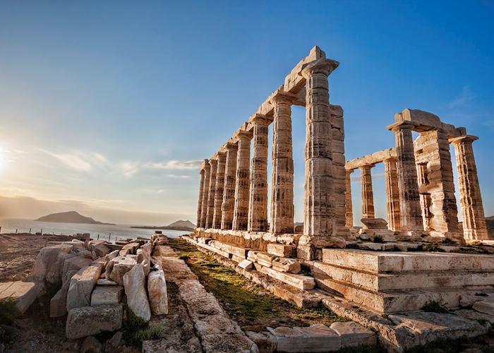 Temple of Poseidon, Cape Sounion