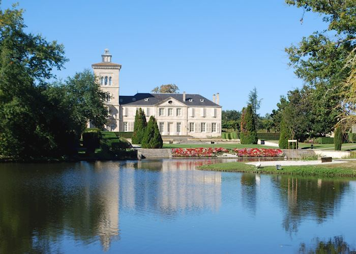 Château Lagrange, Médoc wine region, France
