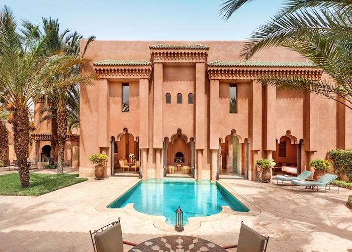 Amanjena, Marrakesh