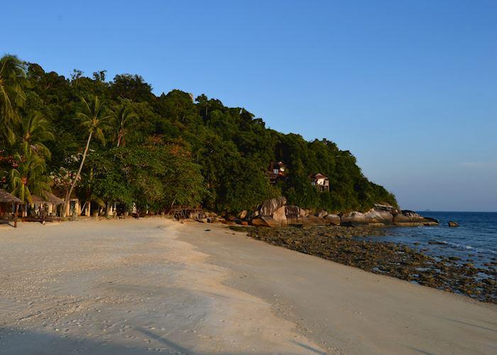 Japamala Beach, Tioman Island
