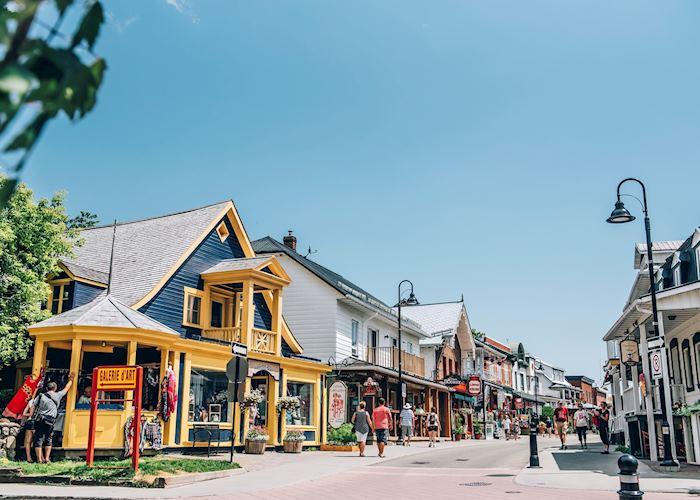 Centre-ville, Baie St Paul