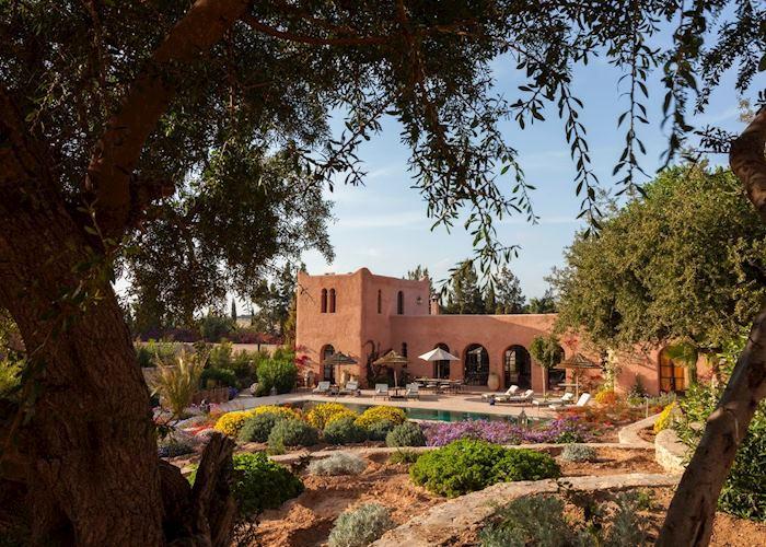 Villa Basmah, Le Jardin des Douars, Essaouira