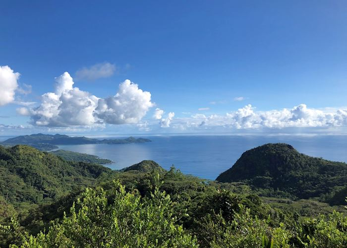View from Mission Lodge Lookout, Mahe