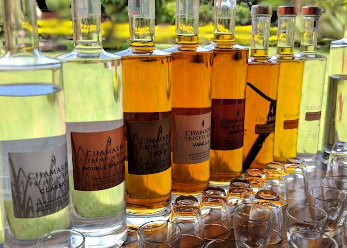 Rum Tasting, Mauritius