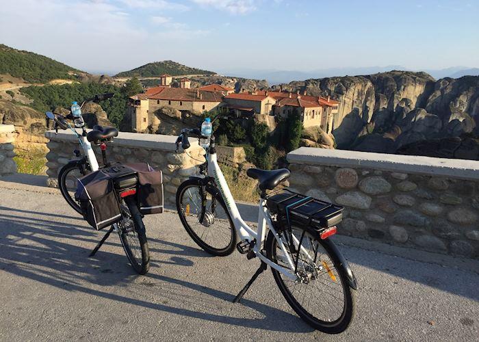 E-bikes, Meteora