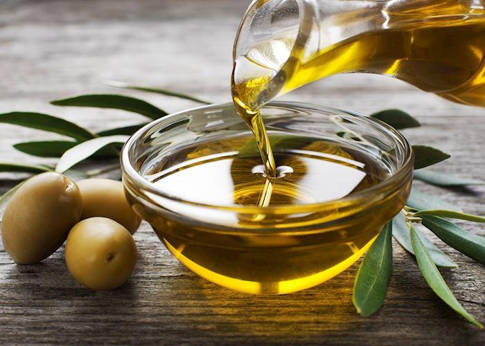Olive oil, Greece