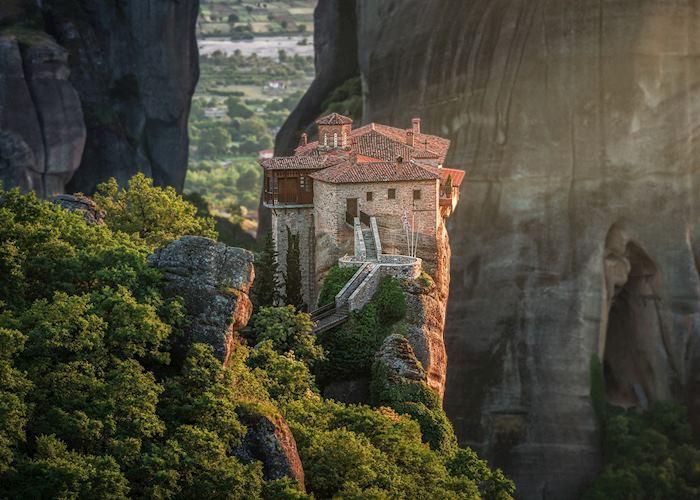 St Nikolaou monastery, Meteora