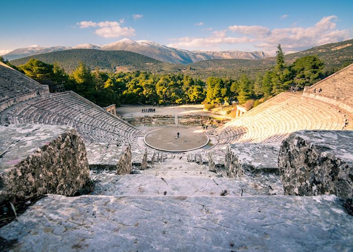 Epidavros Theatre, Greece