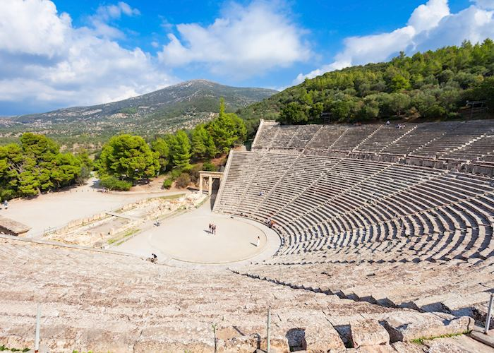 Epidavaros Theatre, Greece