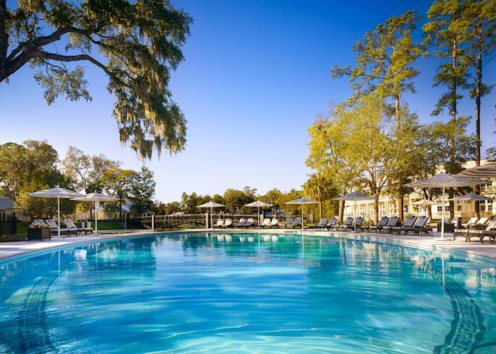 Family Pool at Montage Palmetto Bluff