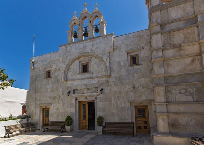 Monastery of Panagia Tourliani, Ano Mera