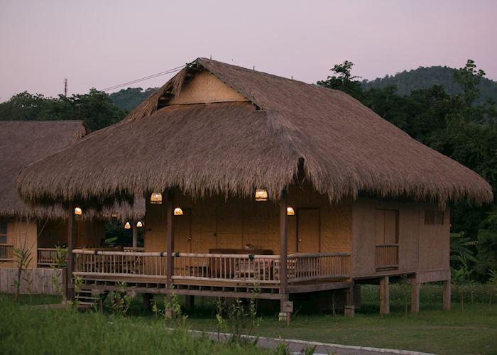 Cabin at Lisu Lodge