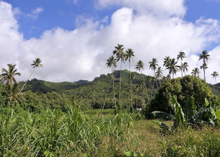 Mountains of Rarotonga
