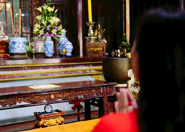 Ming Mang mausoleum, Hue