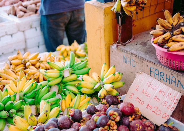 Market, Malacca