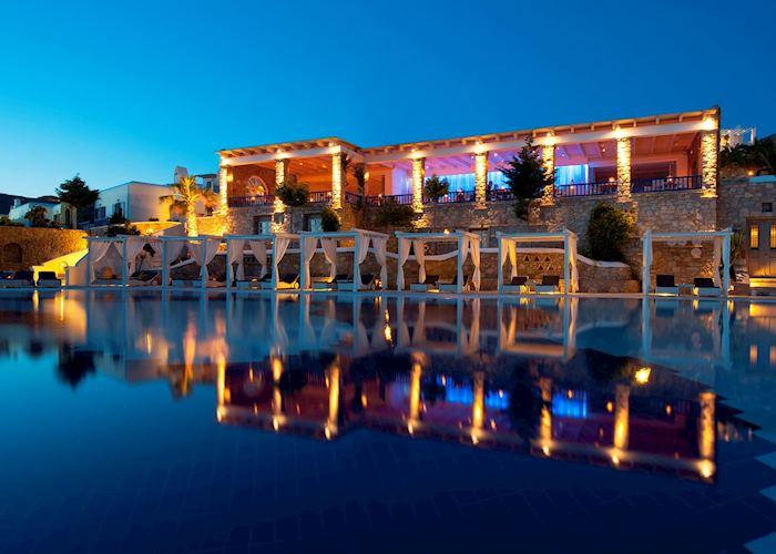 Mykonos Grand Hotel, Agios Ioannis