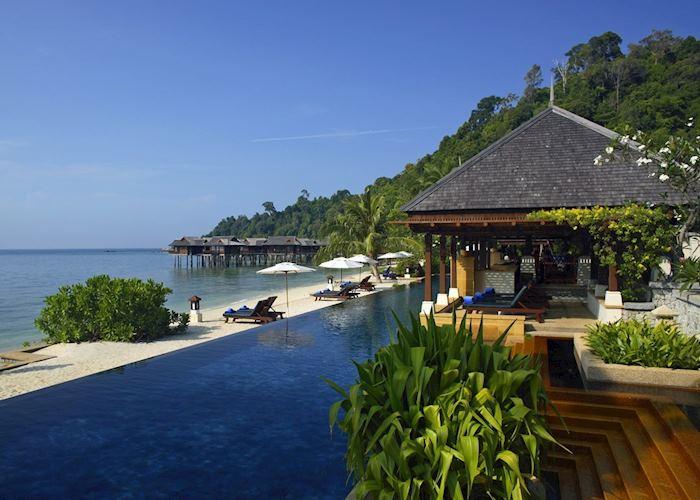 Pangkor Laut Spa Village Lap Pool