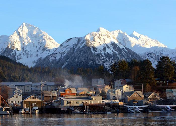 Scenery of Sitka, Alaska