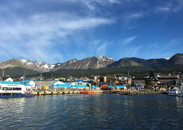 View of Ushuaia
