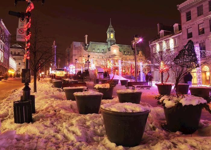 Place Jacques-Cartier, Montréal