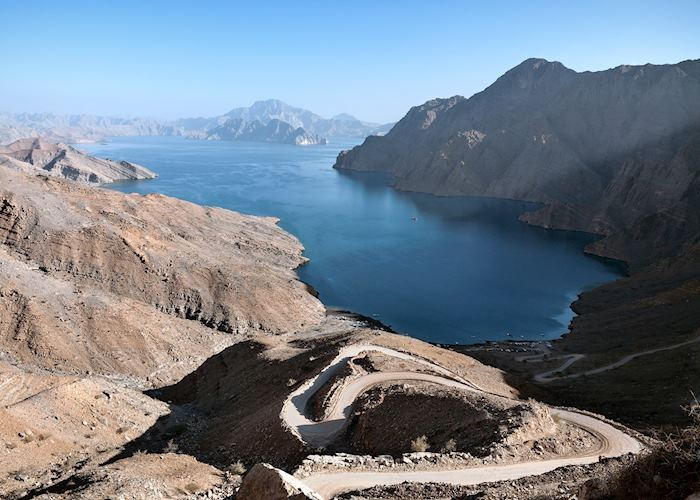 Jebel al Harim, Musandam Peninsula